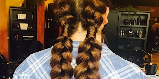 """Mommy Braid my Hair""- braiding class"