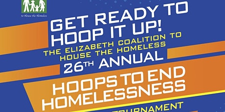 26th Annual Hoops to End Homelessness  tickets