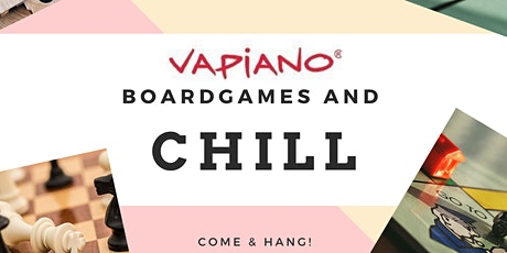 Board Games & Chill! tickets