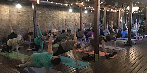 January UnWINEd Yoga
