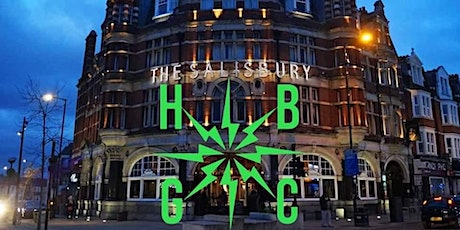 HBGC Monthly Board Games at The Salisbury tickets