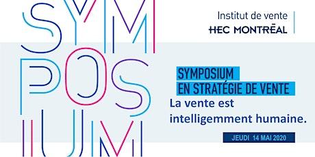 Symposium 2020 | La vente est intelligemment humaine. billets