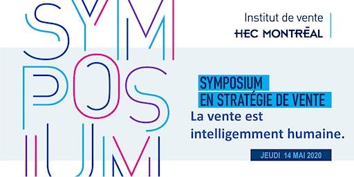 Symposium 2020 | La vente est intelligemment humaine.