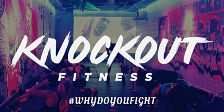 Knockout Fitness Pop Up at Cross Street Market tickets