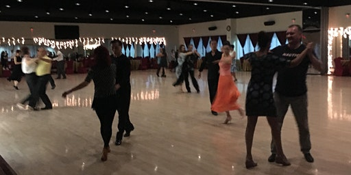 Friday Open Social Ballroom Dance