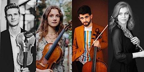 EBENOS ENSEMBLE: A Chamber Music Quartet tickets