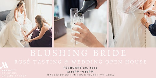 Blushing Bride Rosé Tasting & Wedding Open House