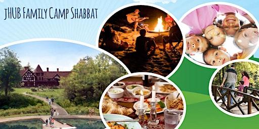 jHUB Family Camp Shabbat