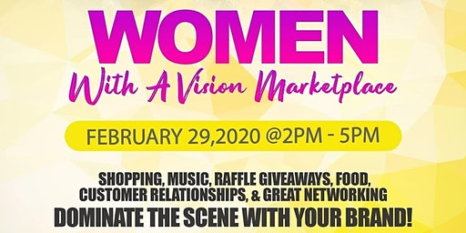 Women with a Vision Marketplace