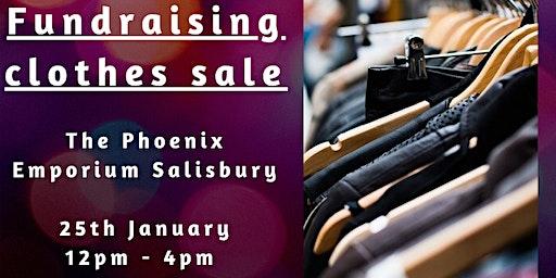 Fundraising Clothes Sale at The Phoenix Emporium!