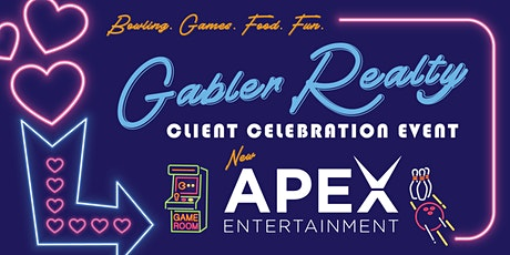 Gabler Realty Client Celebration Event 2020 tickets
