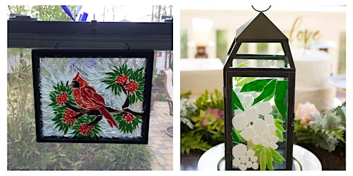 Choose a project Stained Glass Mosaic Class - Beginners & beyond 2 classes