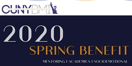 2020 CUNY BMI Annual Spring Benefit tickets