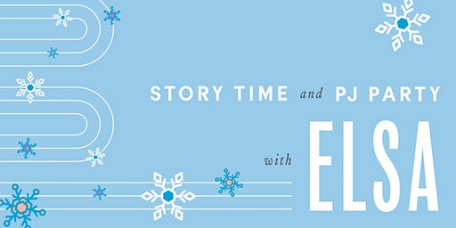 Storytime & PJ Party with Elsa at Casper