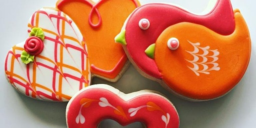 Valentine's Day Cookie Decorating