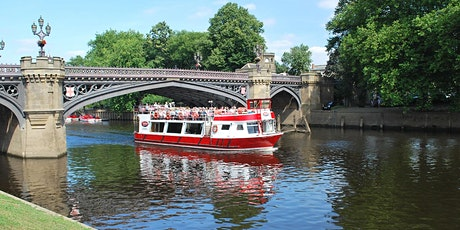 York Boat Tour - For January intake PGRs Only tickets