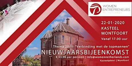 Nieuwjaarsbijeenkomst Women Entrepreneurs Netherlands tickets
