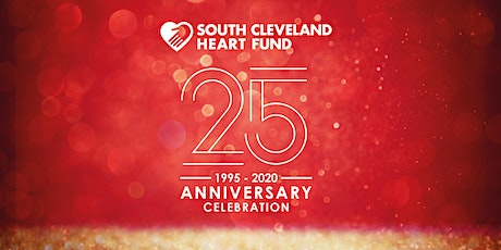 25th Anniversary of the South Cleveland Heart Fund tickets