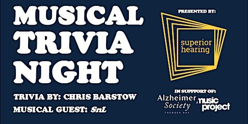 Musical Trivia Night
