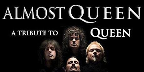 Almost Queen tickets