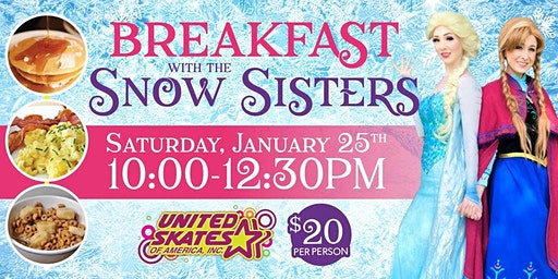 Breakfast with the Snow Sisters