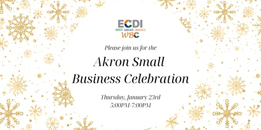 Akron Small Business Celebration