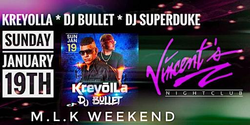 Kreyola and DJ Bullet