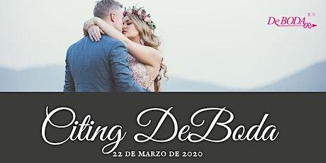 'Citing DeBoda Valladolid - 22 Marzo 2020'  entradas