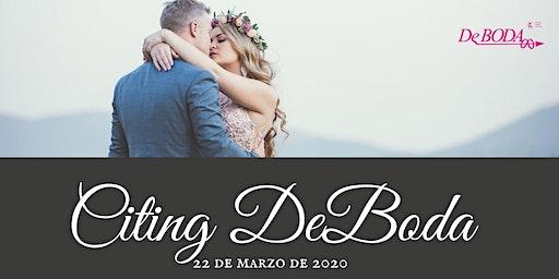 'Citing DeBoda Valladolid - 22 Marzo 2020'