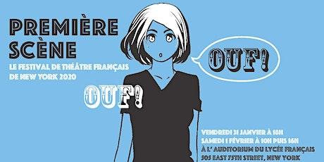 PREMIÈRE SCÈNE 2020 Student Theater Festival tickets