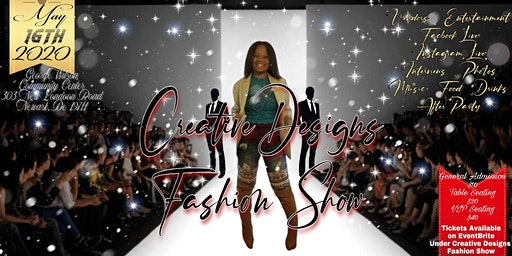 Creative Designs Fashion Show