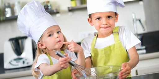 1:00pm February's Kids Cooking Class