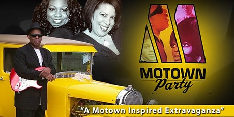 A Motown Extravaganza tickets