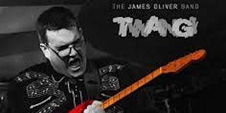 The James Oliver Band tickets