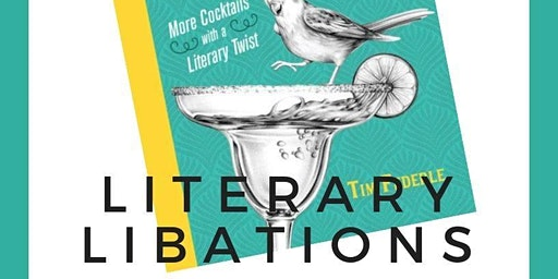 Mixology Class with a Literary Twist