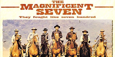 'The Magnificent Seven' (PG) at the Folk Hall - Free Members Event tickets