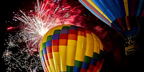 Fredericksburg Valentine's Weekend & Hot Air Balloon Experience tickets