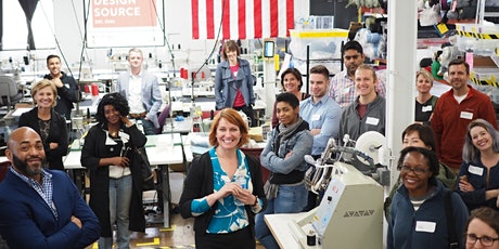 In-Factory Apparel Academy - Where Clothing Entrepreneurs Begin tickets