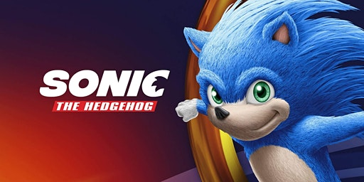 "Alpine Creek Dental FREE Movie Outing Showing ""Sonic The Hedgehog"""