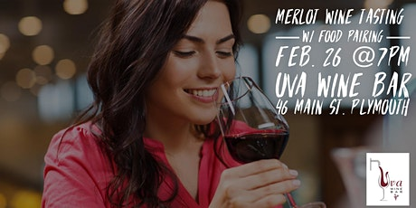 SOLD OUT - The 6 Noble Grapes Wine Tasting Series ~ Event #3: MERLOT tickets
