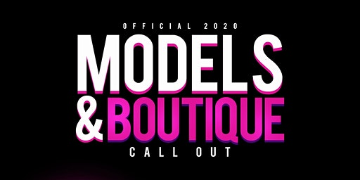 MODEL & BOUTIQUE  CALLOUT