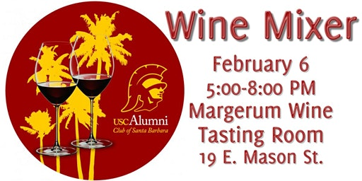 USC Alumni Club of Santa Barbara Wine Mixer