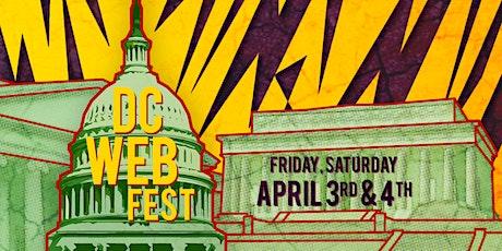 8th Annual DC Web Fest tickets