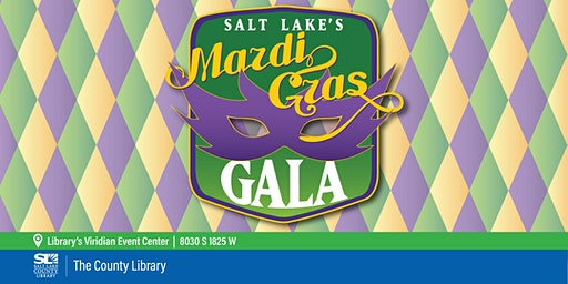 Salt Lake's Mardi Gras Gala 2020