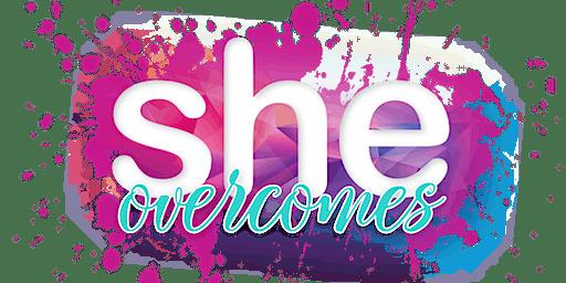 She Overcomes Event | LAS VEGAS