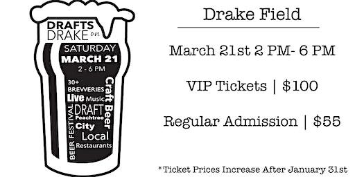 Drafts on Drake