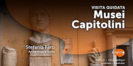 Musei Capitolini - Visita Guidata biglietti
