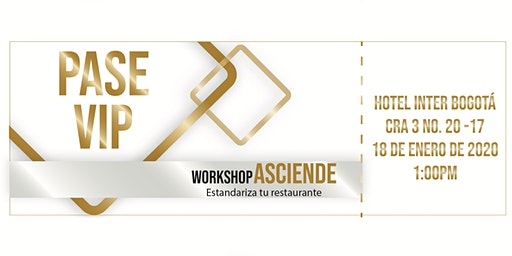 WORK SHOP ASCIENDE