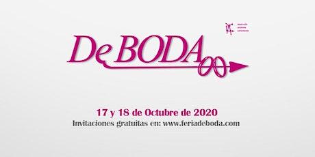 XXII Feria De Boda 2020 - 17 y 18 Octubre en Valladolid tickets