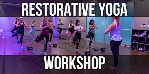 Albany Restorative Yoga Workshop